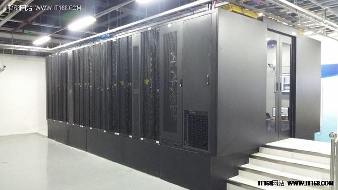 浪潮携手中国移动共同打造绿色数据中心