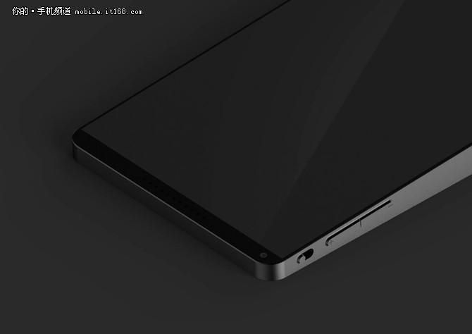 与walkman融合 索尼全面屏概念机曝光