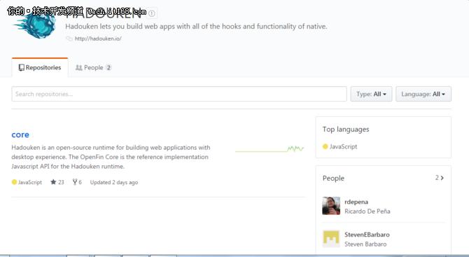 金融级、跨平台应用程序OpenFin开源啦