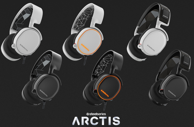 赛睿Arctis寒冰系列耳机发布会即将开幕