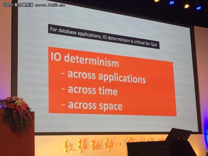 宝存CEO阳学仕:如何保障SSD的IO确定性?