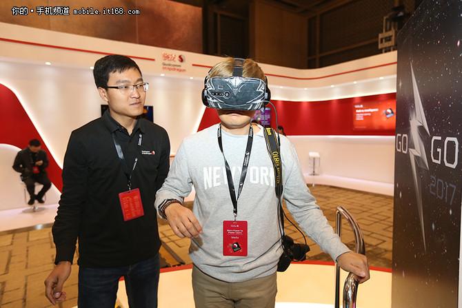 骁龙835助攻超凡战队 全新VR体验就现在