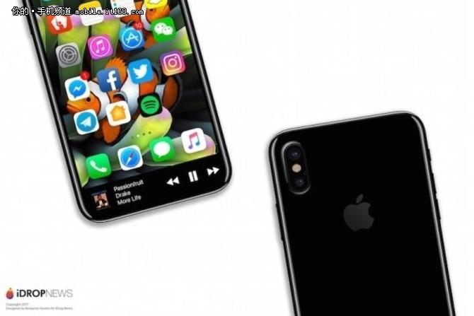 未发先火 超九成用户表示必买iPhone8