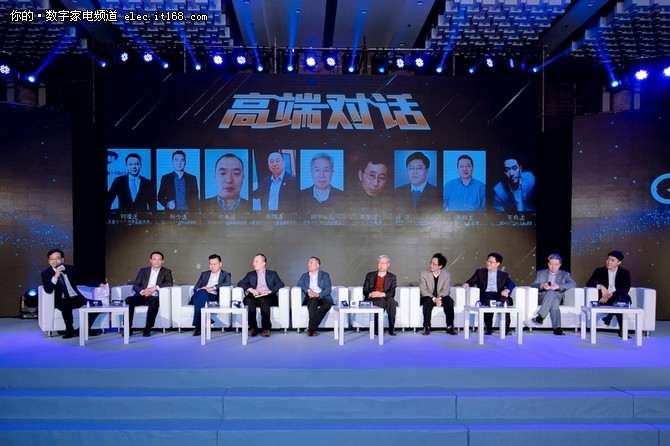 新势力入局 中国引领显示技术加速迭代