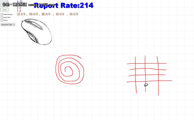 外观新升级 狼蛛先锋二代游戏鼠标评测