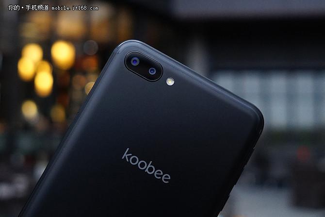 koobee酷比H9详细评测:外观设计