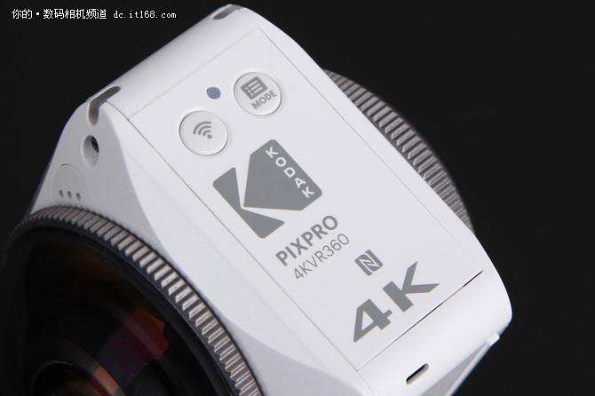 特点在名字里 柯达PixPro 4KVR360评测