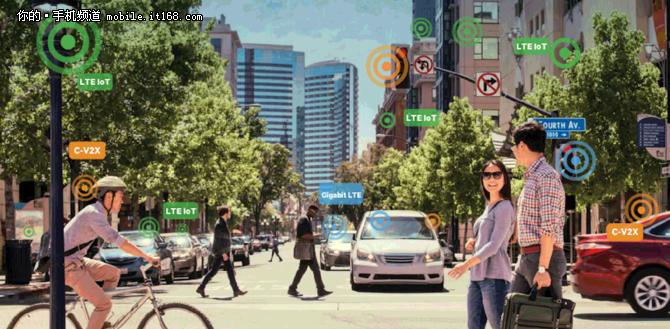 路灯也能连4G 改变未来的技术来自于它