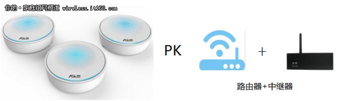 别墅级Wi-Fi覆盖之争 看华硕天琴座