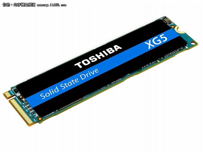 Computex 2017:东芝发布64层堆栈SSD