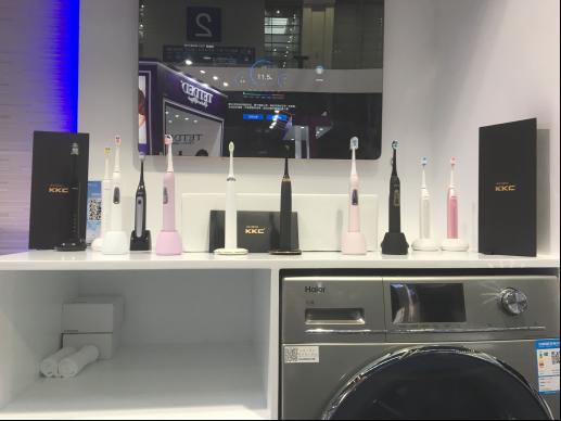 海尔智能互联平台产品亮相CE China