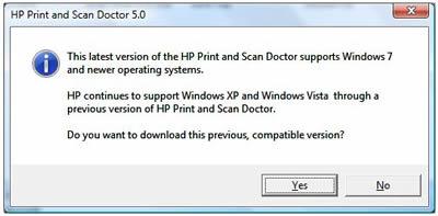 """""""打印和扫描医生""""在线故障处理指南"""