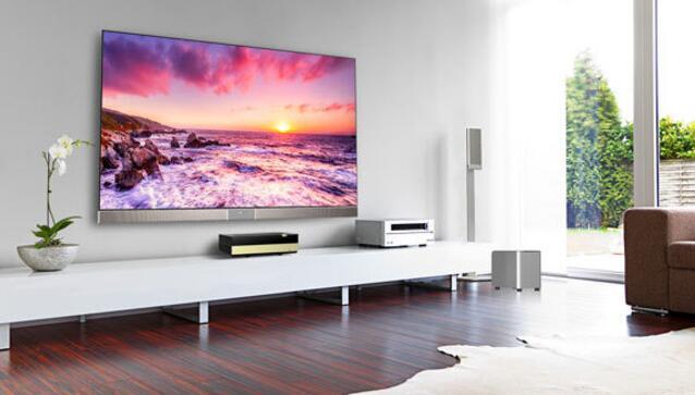 称雄大屏市场 海信激光电视如何做到的