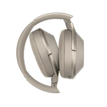 索尼降噪耳机MDR-1000X与你
