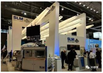 爆炸性新闻的幕后故事:SLM Solutions1300万美元金属3D打印机订单