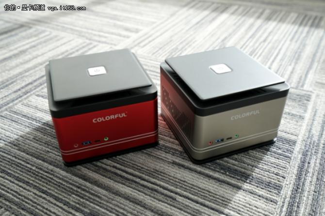再小一点!七彩虹台北发布全新Mini PC