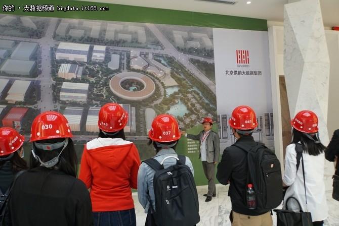 探秘中国最大第三方数据中心:有何不同?