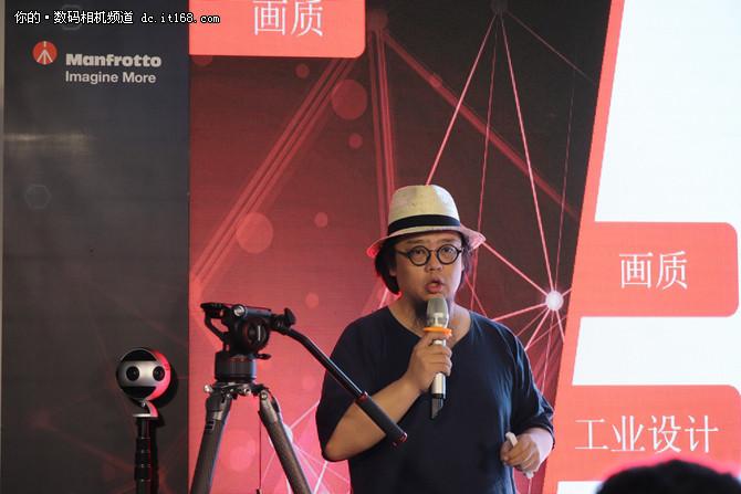 曼富图发布全新氮气云台及VR解决方案