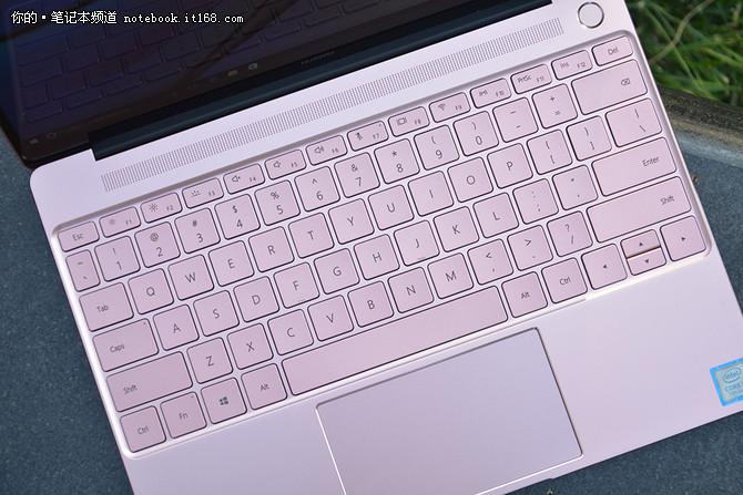 华为MateBook X微评测:够轻,够骚气!