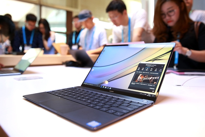 三款齐发 华为MateBook笔记本国内上市