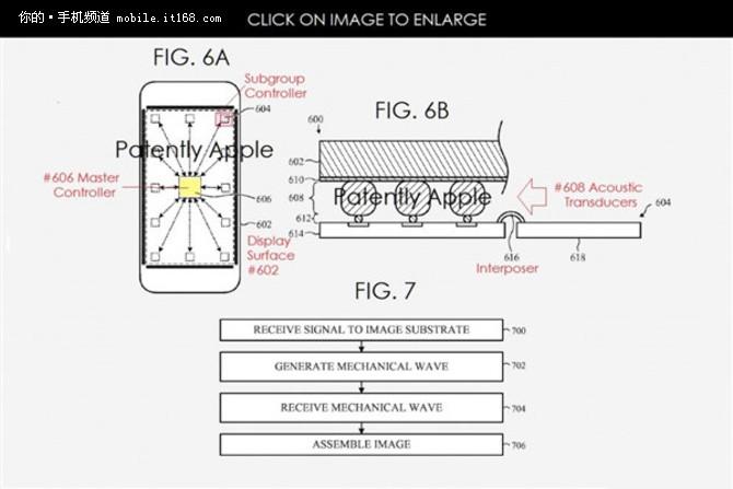 苹果又曝新专利 iPhone8指纹方案又成迷
