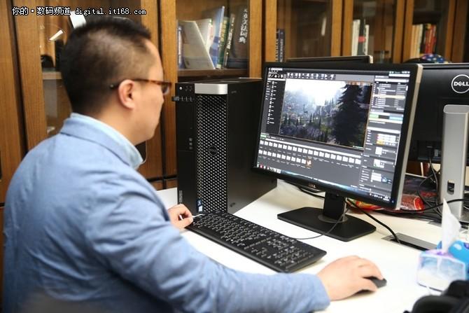 对话哈视奇:探访VR游戏的制作门道