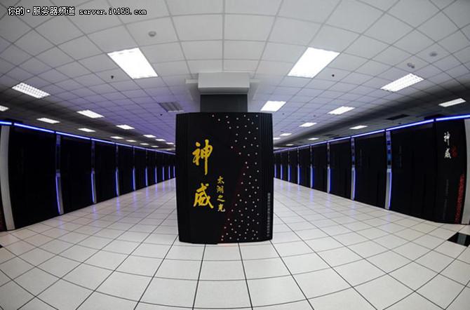 中国人又赢了 太湖之光蝉联TOP500冠军