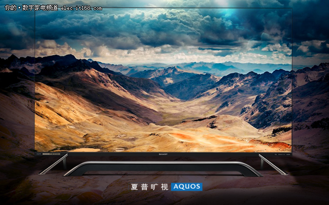 大屏幕超清显示 市售三款4K电视推荐