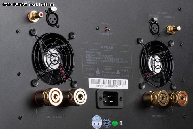 给你无限动力 HiVi惠威Q380放大器发布