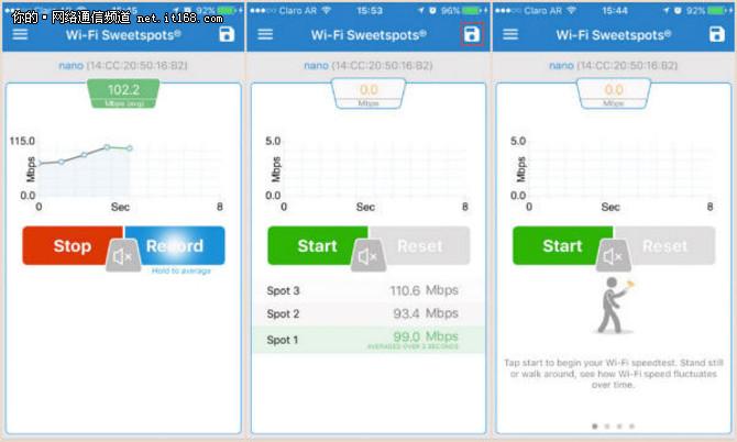 9款最佳iPhone WiFi工具和网络分析工具