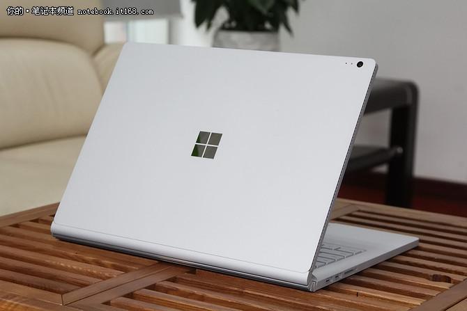 体验再升级 Surface Book增强版评测