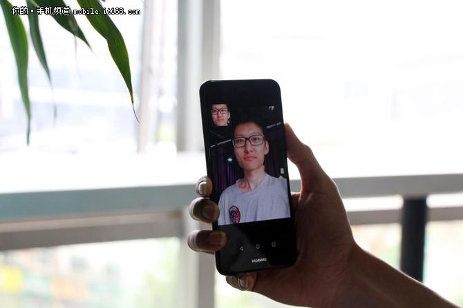Huawei nova2 Plus自拍体验