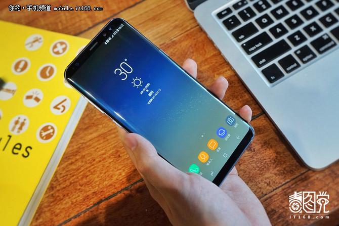 三星Galaxy S8S8+国行获更新