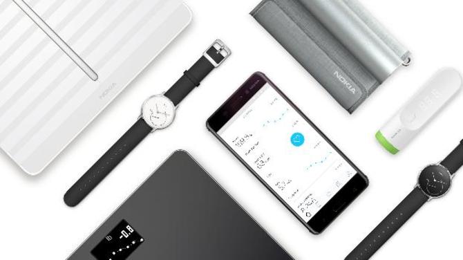MWC诺基亚宣布推出智能健康系列产品
