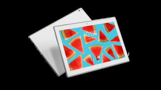 联想TAB4 Plus平板电脑开启双面精彩