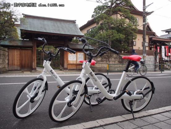 小米生态链企业小白共享单车进军日本