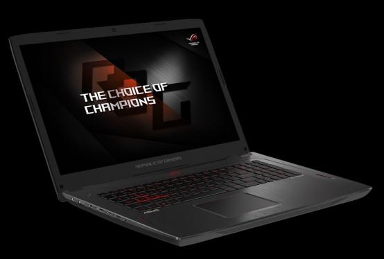 AMD华硕携手发布首款八核神装ROG游戏本