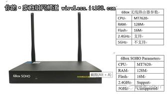 """这或许是第一款""""真正支持IPv4/IPv6双栈网络的无线路由器"""""""