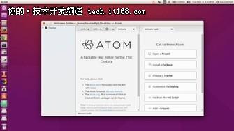 Linux Ubuntu中最好的代码编辑器 程序员都这么看吗?