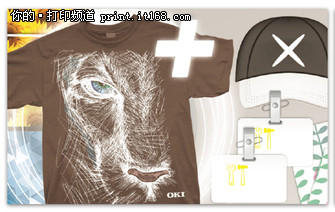 OKI C941dn满足原创T恤设计打印