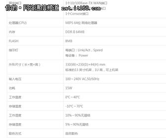 H3C ER3100 企业级VPN宽带路由器促销650元