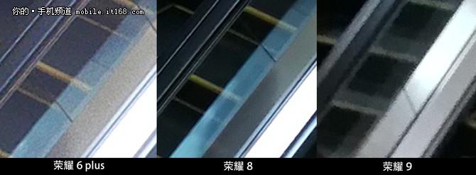 双摄引领者 荣耀6plus89三机拍照对比