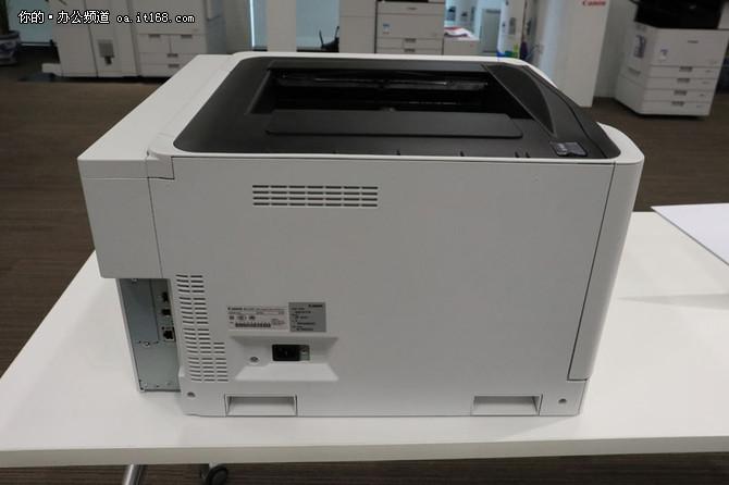 佳能LBP843Cx彩激新品测试