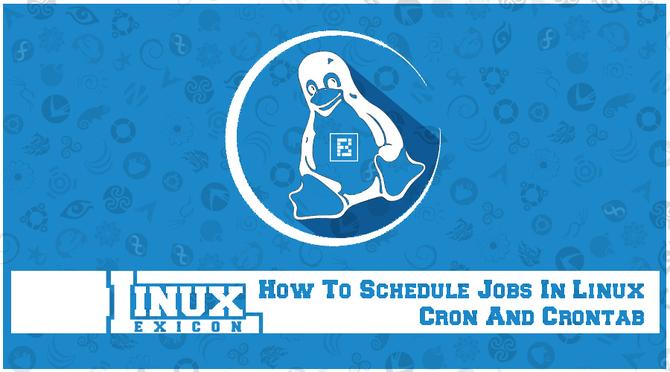 如何在Linxu系统中实现定时任务?