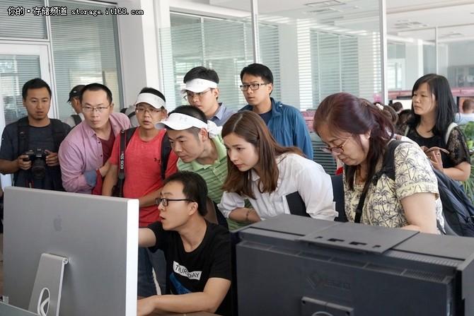 漫漫丝路 希捷敦煌石窟数字化保护项目