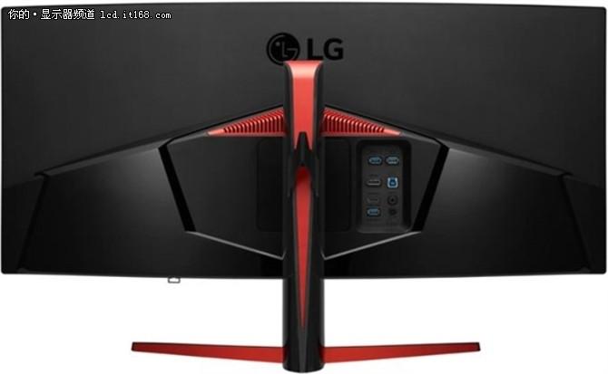 LG发售166HZ带鱼屏电竞显示器34UC89G