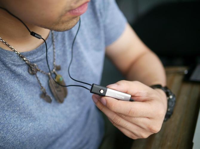 与世隔绝的空灵感 测1more高清降噪耳机
