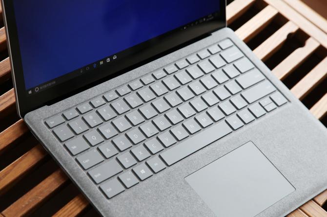 微软Surface Laptop笔记本一周使用体验