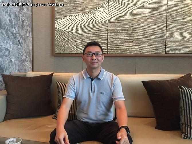 Lightank刘志明高层专访