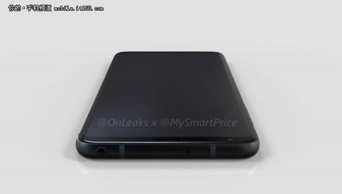 LG G6的双胞胎 LG V30外观渲染图全面曝光